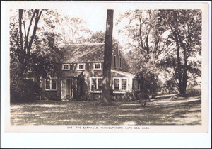 156 Old King's Highway, Yarmouth Port, Mass.
