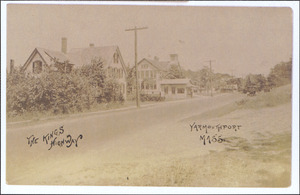 330 Old King's Highway, Yarmouth Port, Mass.