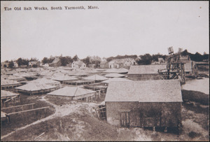 Old salt works, South Yarmouth, Mass.