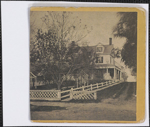 176 Old King's Highway, Yarmouth Port, Mass.