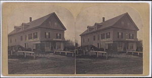 7 Willow Street, Yarmouth Port, Mass., on the corner of Willow Street and Old King's Highway