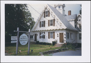 134 Old King's Highway, Yarmouth Port, Mass.