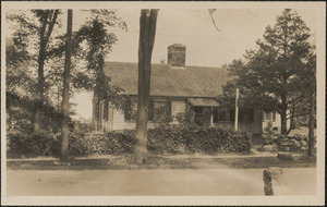 122 Old King's Highway, Yarmouth Port, Mass.