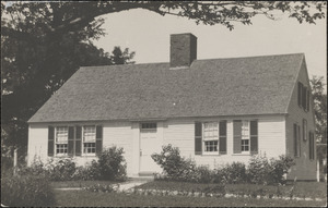 182 Old King's Highway, Yarmouth Port, Mass.
