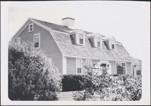 29 Scallop Drive, Great Island, West Yarmouth, Mass.