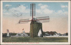 Farris Windmill, South Yarmouth, Mass.