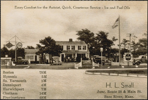 H.L. Small Service Station