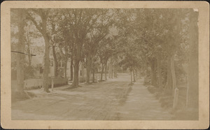 179 Old King's Highway on the left, Yarmouth Port, Mass.