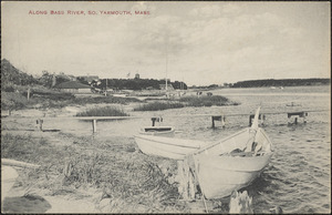 Along Bass River, South Yarmouth, Mass.