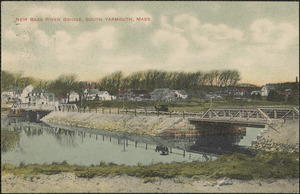 Bass River bridge, South Yarmouth, Mass.
