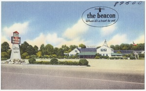 The Beacon, where it's a treat to eat
