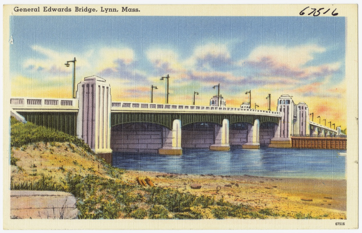 General Edwards Bridge, Lynn, Mass.