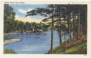 Sluice Pond, Lynn, Mass.