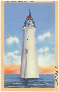 Minot's Light, Massachusetts Bay