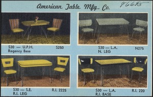 American Table Mfg. Co.