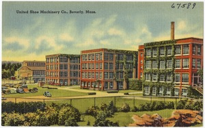 United Shoe Machinery Co., Beverly, Mass.