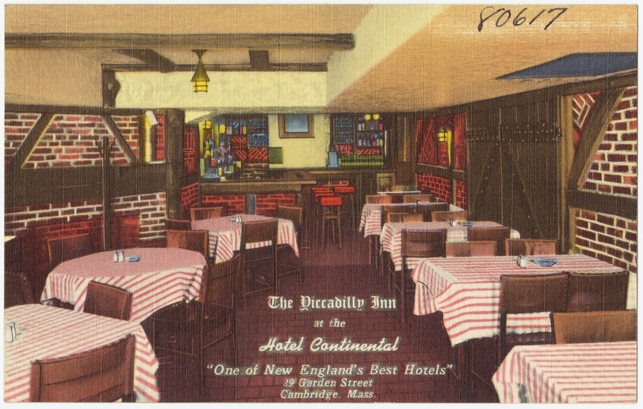 The Piccadilly Inn at the Hotel Continental