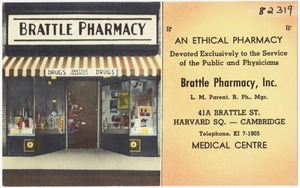 Brattle Pharmacy