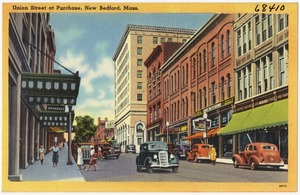 Union Street at Purchase, New Bedford, Mass.