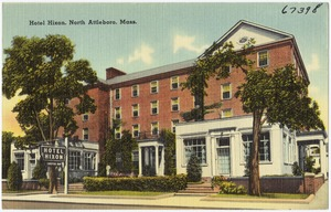 Hotel Hixon, North Attleboro, Mass.