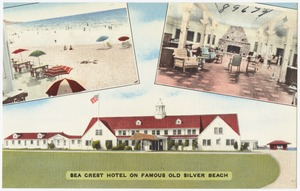 Sea Crest Hotel on famous Old Silver Beach