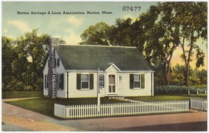 Norton Savings & Loan Association, Norton, Mass.
