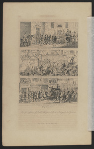 The procession of Jack Sheppard from Newgate to Tyburn