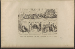 Odds & ends, in, out, & about, The Great Exhibition of 1851