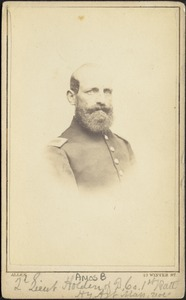 2nd Lieut. Amos B. Holden