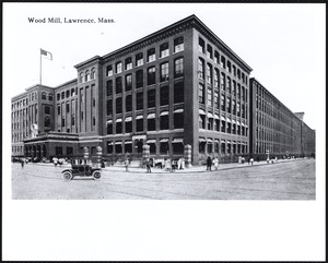 Wood Mill, Lawrence, Mass