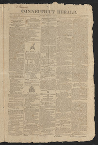 Connecticut Herald, August 31, 1813