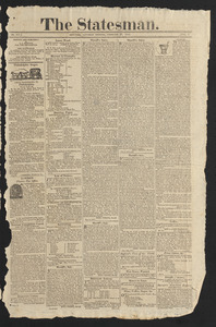 The Statesman, February 27, 1813