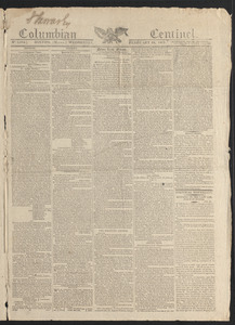 Columbian Centinel, February 24, 1813