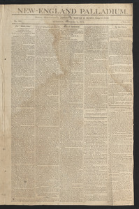New-England Palladium, September 1, 1812