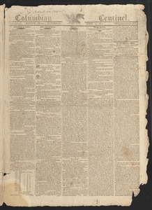 Columbian Centinel, April 13, 1811