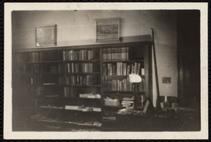Interior of Oak Hill library