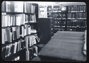 Main library, Junior Library, and branches. Newton, MA. Newton Historical Collection