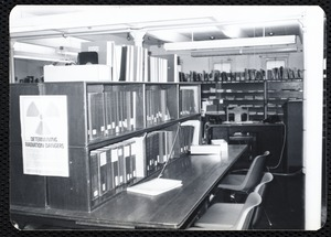 Main library, Junior Library, and branches. Newton, MA. Periodical indexes