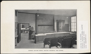 Science Lecture Rm, Newton Technical