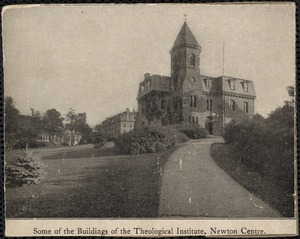 Andover Newton Theological Institute, Newton Centre