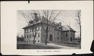The C. C. Burr School - Auburndale
