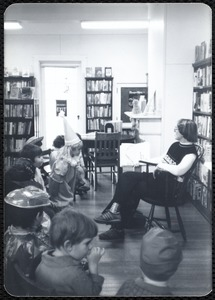 Newton Free Library, Newton, MA. Programs. Children's Story Hour
