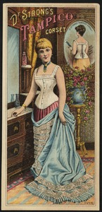Dr. Strong's Tampico corset