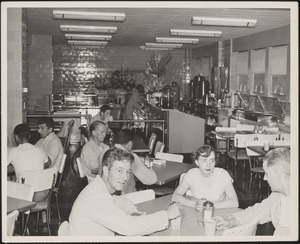 Cafeteria at Veterans Administration Hospital