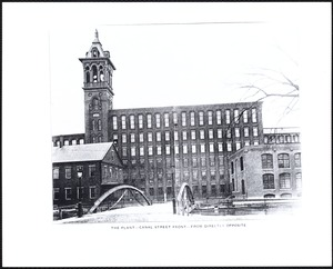 View of Atlantic Mill