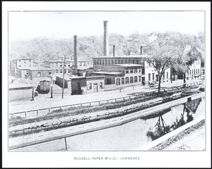 Russell Paper Mills - Lawrence