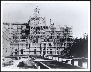 Wood Mill construction
