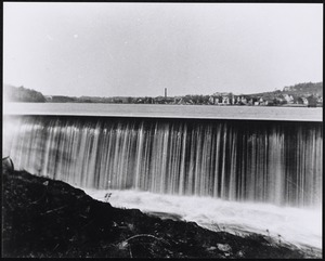 Falls and Merrimack River