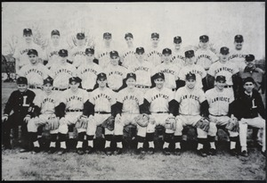 1962 Essex co. champs