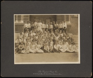 Unidentified school